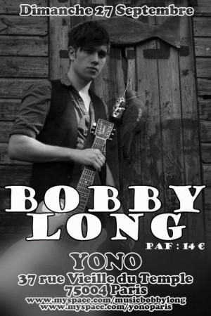 Bobby Long in France