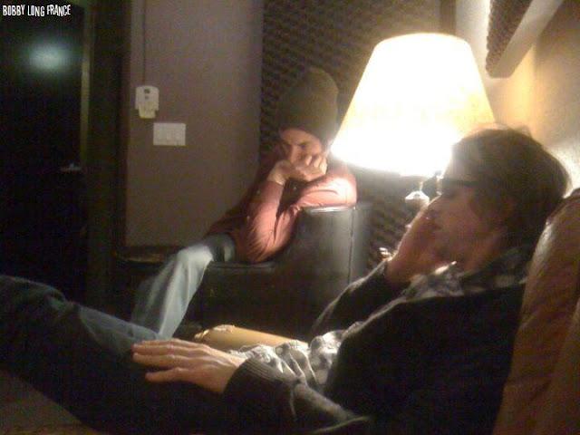 Recording Los Angeles 01.2012 (2)